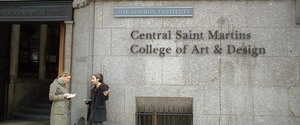 Central Saint Martins College